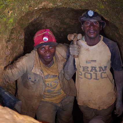 """""""Blood minerals"""" in your camera? Report details electronics companies' progress on conflict minerals - Imaging Resource 