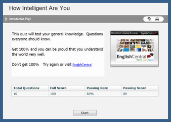 How is your general intelligence? - EFL CLASSROOM 2.0 | ENGLISH LEARNING 2.0 | Scoop.it