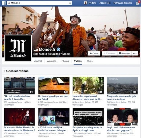 Facebook est un portail, Twitter est un média | CommunityManagementActus | Scoop.it