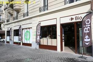 Un premier magasin Carrefour Bio à Paris | Des 4 coins du monde | Scoop.it