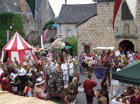 Fête médiévale de Donzenac | Revue de Web par ClC | Scoop.it