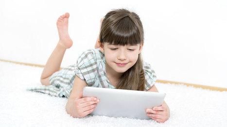 La tablette, l'écran le mieux adapté à l'enfant | Actualité des Tablettes Android™ | Scoop.it