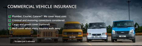 Top Rated Commercial Vehicle Insurance Companies | AutoInsurance | Scoop.it