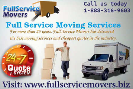 Choosing the best Full Service Moving Services | fullservicemovers | Scoop.it