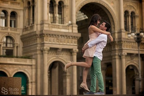 Pre Boda en Milan: Irene y Nicola | Fotógrafos de Boda - Wedding photograpy - inspiration and tips | Scoop.it
