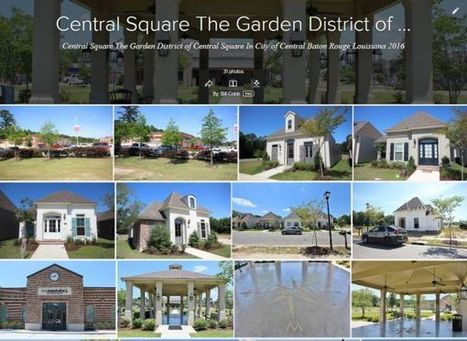 The Garden District Of Central Square City Of Central Baton Rouge Sales and Photos | Baton Rouge Real Estate Housing News | City Of Central Louisiana Real Estate News | Scoop.it