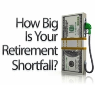How Big Is Your Retirement Shortfall? | A WOYTOVICH MOTION | Scoop.it