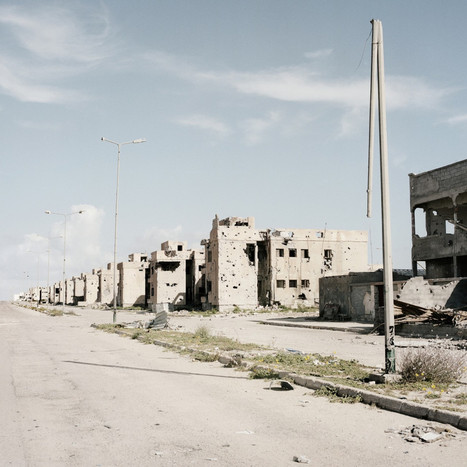 After The War – Libyan Cityscapes by Mads Nissen | Urban Decay Photography | Scoop.it