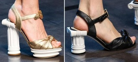 Dolce&Gabbana and the Ancient Greek Columns | Greek Reporter Europe | Mundo Clásico | Scoop.it