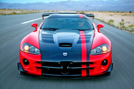 The Dodge Viper Is the Last of the Truly Insane Sports Cars | WIRED | Funny stuff | Scoop.it