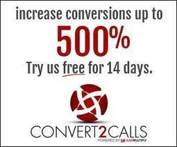 Seattle Services, Convert to call will convert all your cold customers into active one | How Can Generate The Automatic Calling Lead | Scoop.it