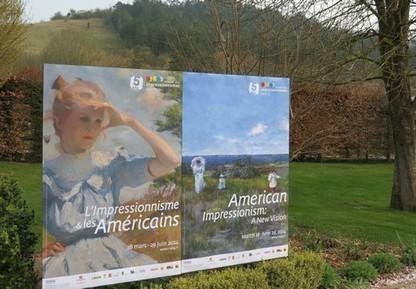 En attendant Normandie Impressionniste 2015, rendez-vous à Giverny - Drakkaronline.com   Vernon Giverny   Scoop.it