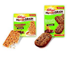 Kellogg's bientôt au rayon biscuits petit-déjeuner / La vie des produits - LINEAIRES, le mensuel de la distribution alimentaire   nouveau produit alimentaire   Scoop.it