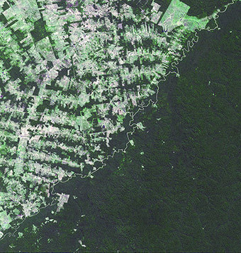 Satellite eye on Earth: April 2013 – in pictures | Haak's APHG | Scoop.it