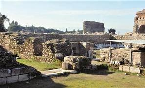 Quake-hit ancient city of Tralleis being restored - Hurriyet Daily News | mesopotamia | Scoop.it