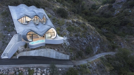 Maisons du futur : lorsque créativité rime avec développement durable | D'Dline 2020, vecteur du bâtiment durable | Scoop.it