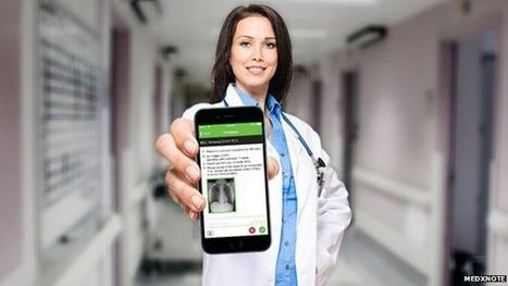 The apps giving hospitals a cutting edge - BBC News | Asset Management Engineering | Scoop.it