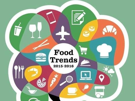 l'infographie du jour : les 10 tendances food de la rentrée | tendances food | Scoop.it
