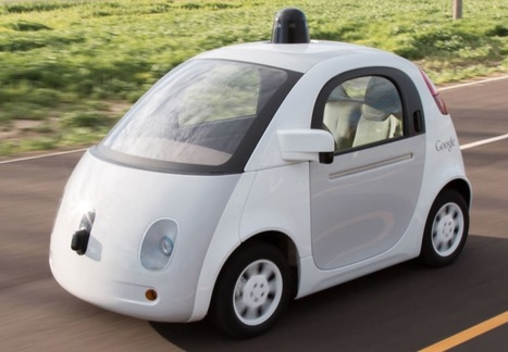 Google lâche ses voitures sans chauffeur dans les rues de Californie - MacBidouille.com | FNAUT Pays de la Loire | Scoop.it