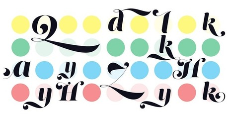 The Science Behind Fonts (And How They Make You Feel) | Jesse Mood Board | Scoop.it