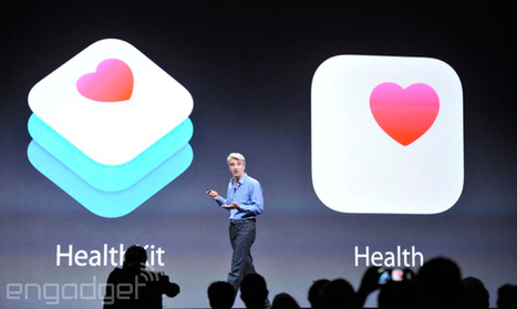 Apple's Health app for iOS 8 collects your vitals from Nike and more ... | Technology | Scoop.it