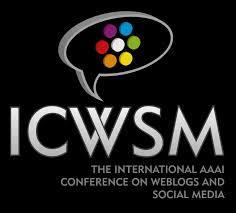 Int. Web and Social Media Conference (ICWSM '15) Accepted Papers | Bits 'n Pieces on Big Data | Scoop.it