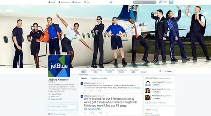 The Secret of JetBlue's Social Media Success? Stay at Home Moms, Cat Memes ... - Yahoo Travel | The POS Maven Says... | Scoop.it