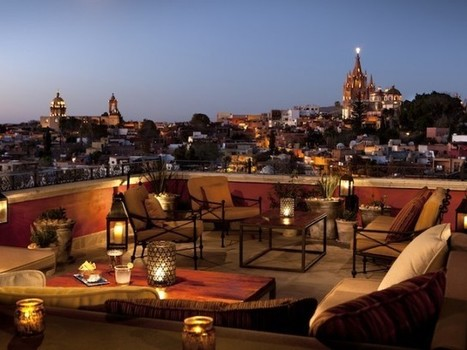 Hotel Review: Rosewood San Miguel de Allende, A Perfect Blend of Old and New - LifeGoesStrong | San Miguel de Allende | Scoop.it