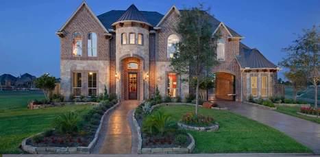 Custom Home Builder Houston | jpatrick homes | Scoop.it