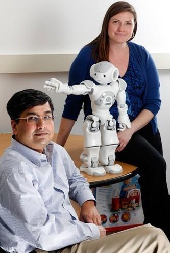 Le robot NAO aide des enfants autistes Des chercheurs américains ... - Developpez.com | Des robots et des drones | Scoop.it
