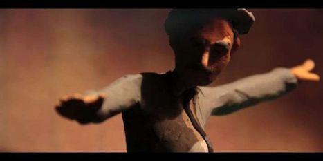 «Δε λες κουβέντα»: Υπέροχο animation για το ρεμπέτικο και τη ζωή στον Μεσοπόλεμο | Το Κουτί της Πανδώρας | omnia mea mecum fero | Scoop.it