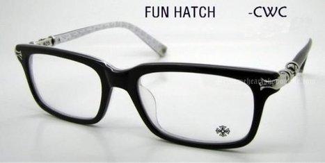 Chrome Hearts Fun Hatch Eyeglasses CWC for Unisex [Chrome Hearts Glasses] - $228.00 : Chrome Hearts Sale | Chrome Hearts Shop Online | Boutique | Scoop.it