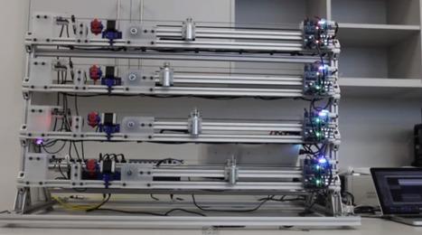Ça vous dirait de voir un robot bassiste? Wouah! | Bots and Drones | Scoop.it