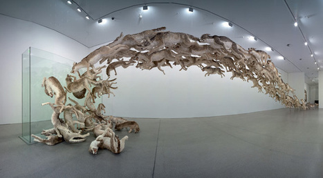 "Cai Guo-Qiang: ""Head On"" 