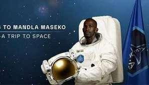 Afrique du Sud : Mandla Maseko, le futur premier Africain noir dans l'espace | Aviation & Espace | Scoop.it