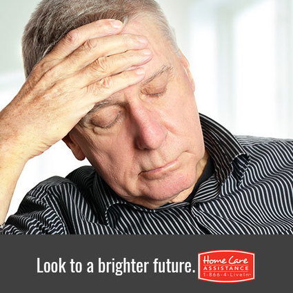 Can Depressed Seniors Benefit from TMS? | Home Care Assistance of Douglas Couty | Scoop.it