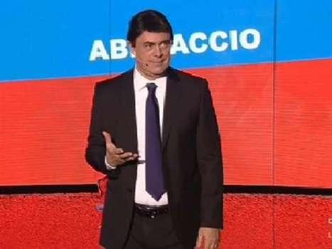Tv, Crozza nel Paese delle Meraviglie alias Renzi il mentalista | VIDEO | Spettacoli ed intrattenimento | Scoop.it