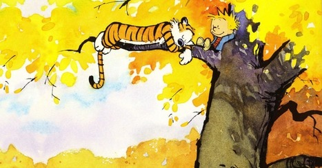 #Calvin and Hobbes Enters the Digital Marketplace in #Ebook Form #comics | Kindle, eBooks & Digital Publishing | Scoop.it