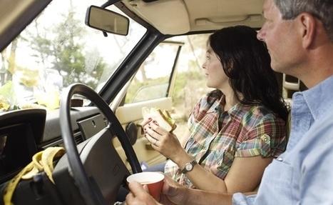 Bien manger sur la route - Autofocus.ca | Tourisme et voyages sur la route | Scoop.it