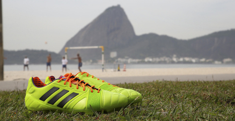 Adidas 'Samba Package'. Nueva colección mirando a Brasil 2014 en Latam Review | Sports & News Review | Scoop.it