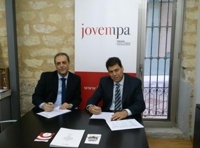 Jovempa y Arquia Firman Convenio para Facilitar la Financiación a Empresarios y Emprendedores | Actividad Jovempa Vinalopó | Scoop.it