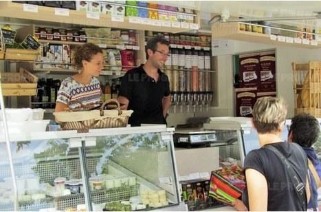 L'Épicerie mobile arrive à Saint-Jean | Le journal de l'habitat | Scoop.it