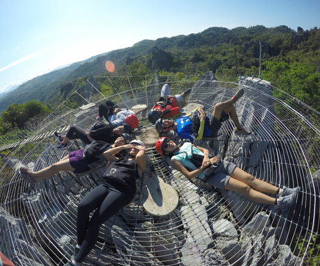 The Masungi Georeserve Experience + Travel Info, Tips and Insights - Out of Town Blog   Philippine Travel   Scoop.it