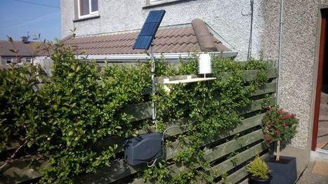 Weather station based on Raspberry Pi | Arduino, Netduino, Rasperry Pi! | Scoop.it