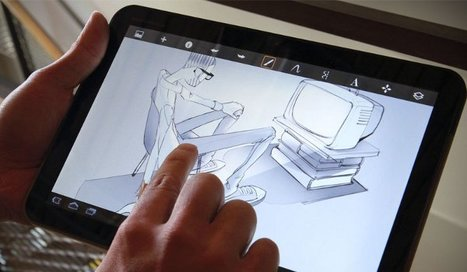 Best Android apps for freehand drawing or doodling   GooglePlus Expertise   Scoop.it