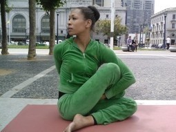 Yoga for woman, menstruation, yoga sequence, yoga teacher   ynottony.com   Yoga   Scoop.it