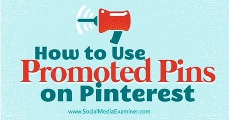 How to Use Pinterest to Connect With a Local Audience : Social Media Examiner | Local SEO for local businesses | Scoop.it