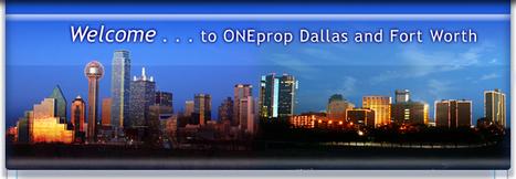 OneProp   Property Management Dallas   Dallas Rentals   poperty management, real estate   Scoop.it
