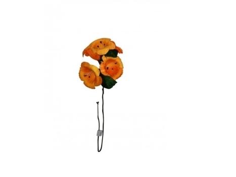 Handmade Corn Husk Camelia Flower | Home Decor | Scoop.it