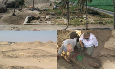 Archaeological committee to inspect the looted El-Hibeh site - Ancient Egypt - Heritage - Ahram Online | Ancient Egypt and Nubia | Scoop.it